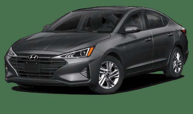 Black 2019 Hyundai Elantra