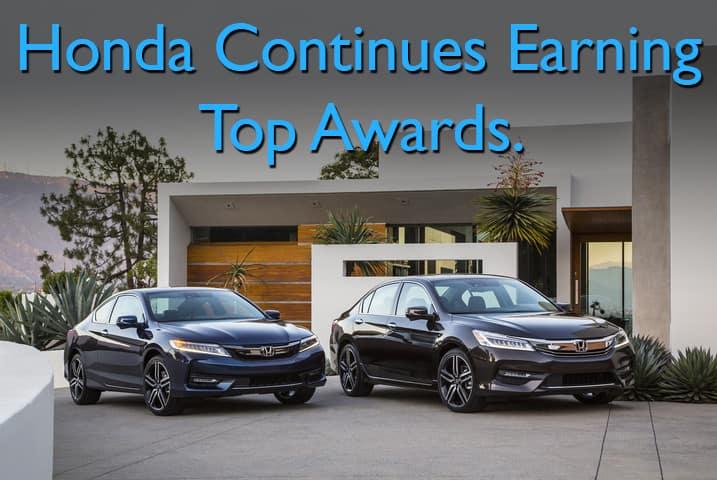 2017 Honda Lineup >> Kelley Blue Book Praises 2017 Honda Lineup Honda Of Olathe