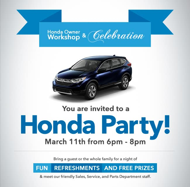 Honda Owners Registration