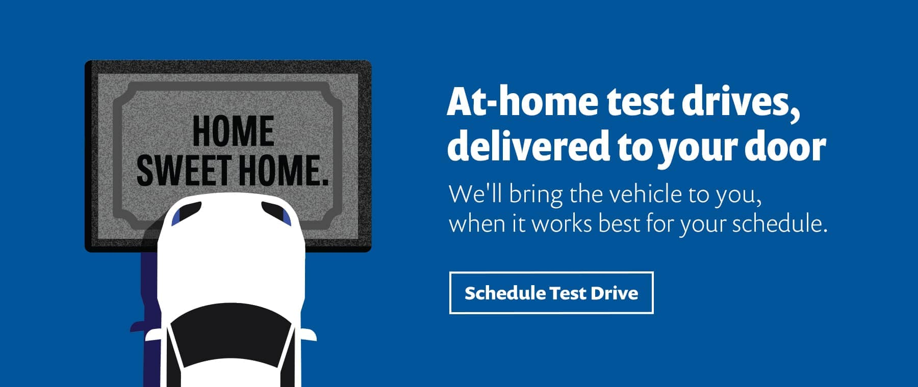 At Home Test Drives