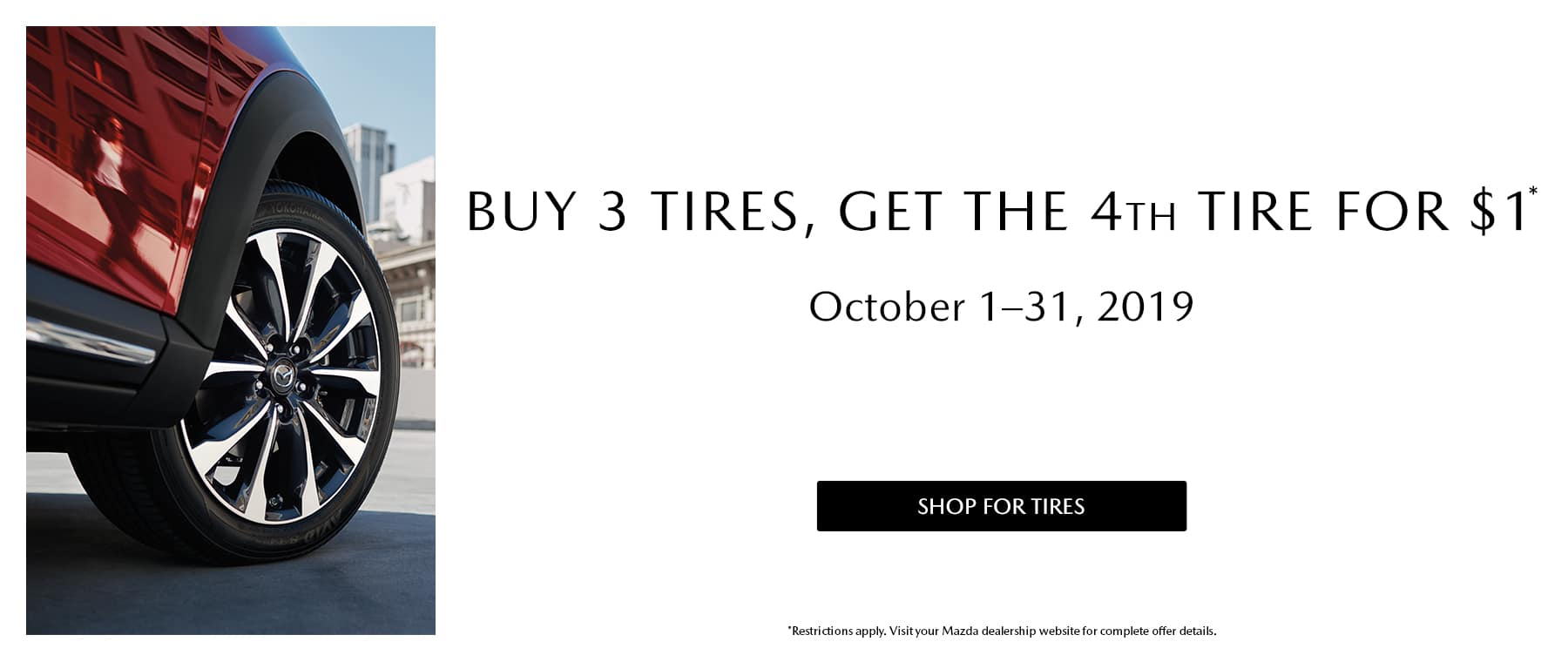 Oct Tire Event