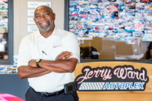 Jerry Ward