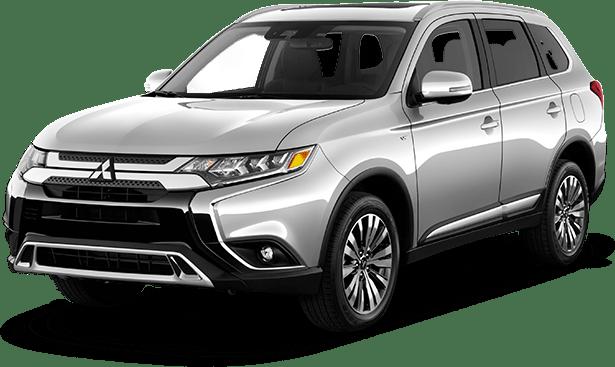 2019 Mitsubishi Outlander Alloy Silver Metallic