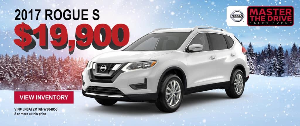 2017 Nissan Year End Saving Guarantee Joe Machens Nissan