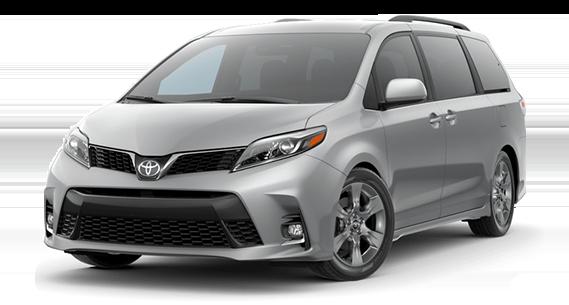 New Toyota Sienna Details Joe Machens Toyota