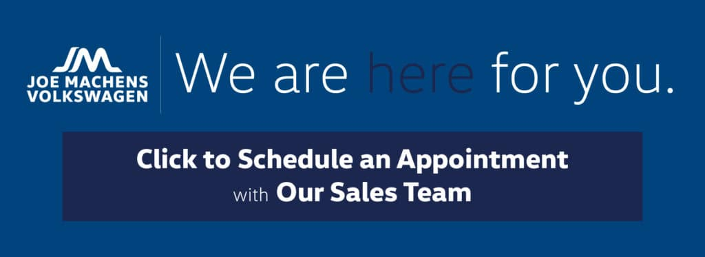We are here for you. Schedule an Appointment with our sales team.
