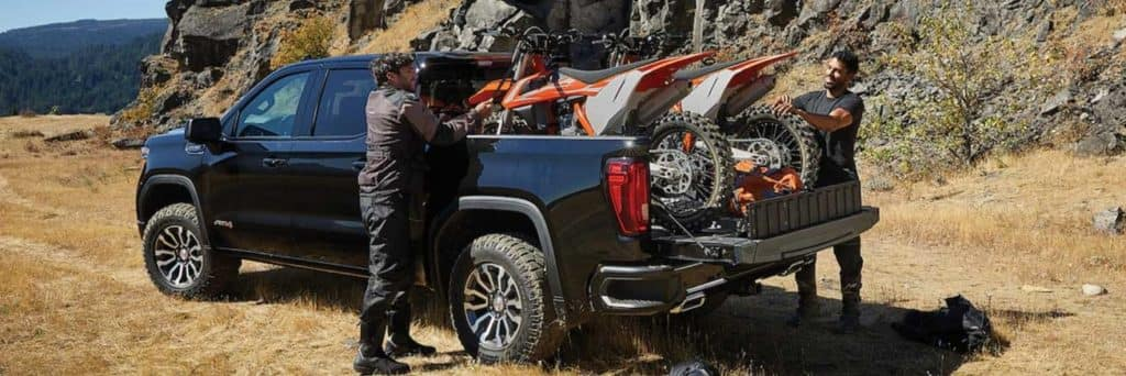 2019 GMC Sierra 1500 AT4 MultiPro Tailgate