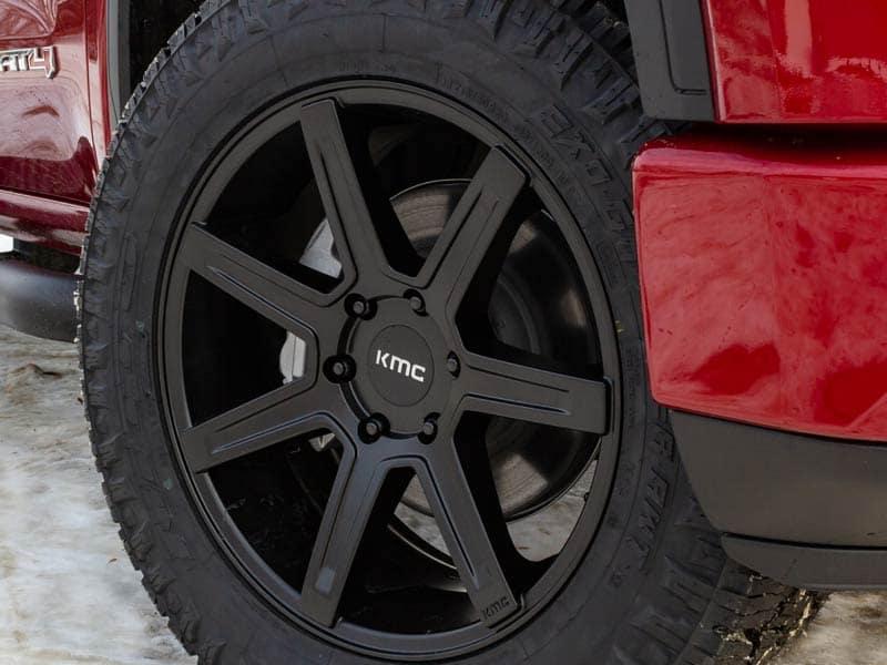 GMC Silverado ATV with Fuel Off-Road Wheels Saskatchewan