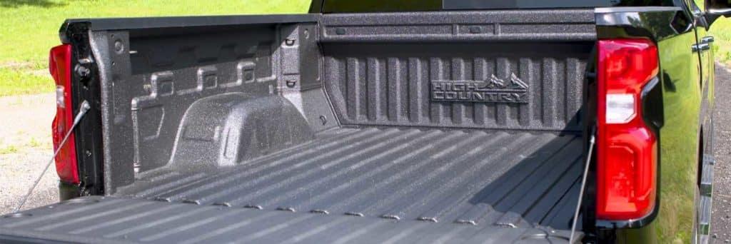 2019 Chevrolet Silverado 1500 Durabed cargo box