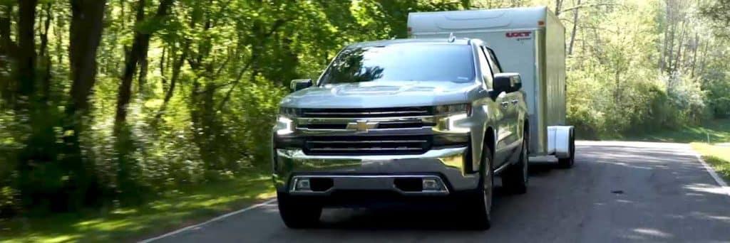 2019 Chevrolet Silverado 1500 trailering towing work truck