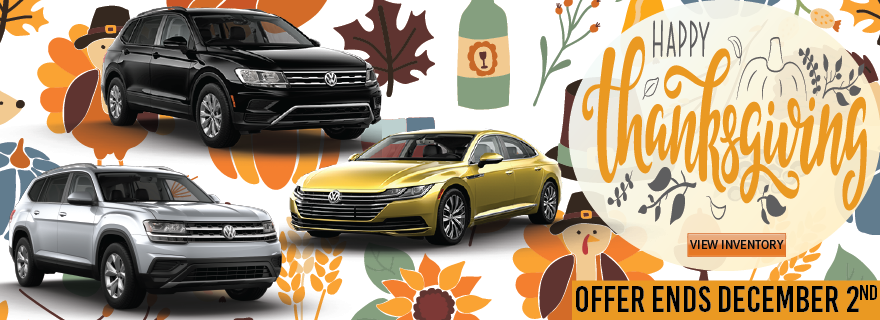 Volkswagen Homepage