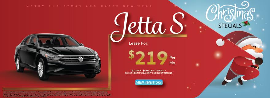2019 Jetta Special