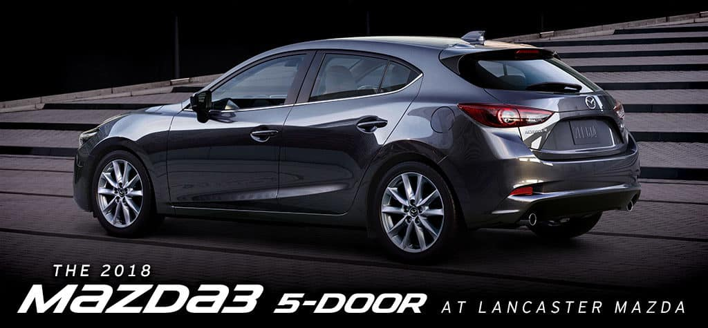 2018 Mazda3 5-Door in East Petersburg, PA | Lancaster Mazda
