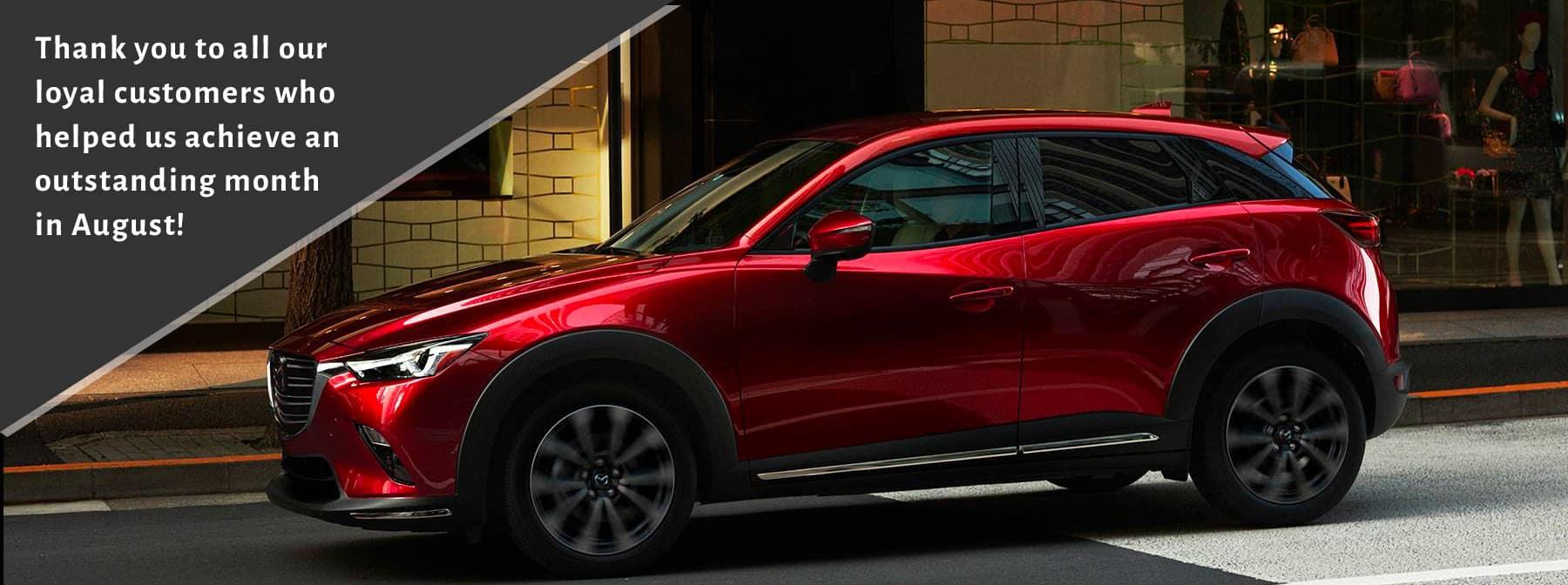 Mazda Thank You