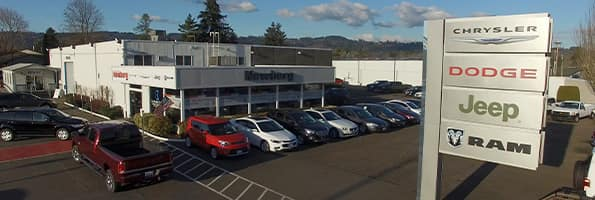 Newberg Dodge Chrysler Jeep Ram