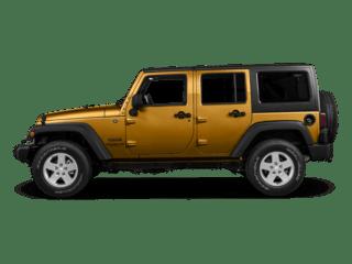 2018 Jeep Wrangler 4 Door JL with Hardtop