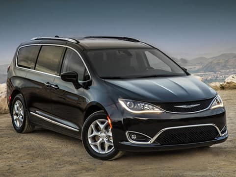 2019 Pacifica Touring Plus