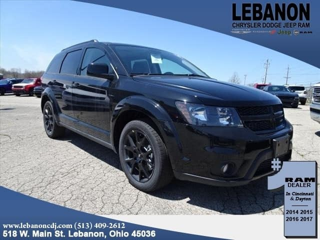 Lease a 2018 DODGE JOURNEY GT AWD
