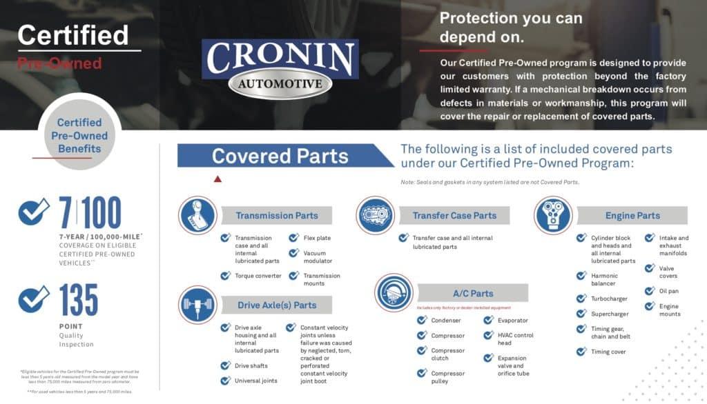 cronin cpo digital brochure
