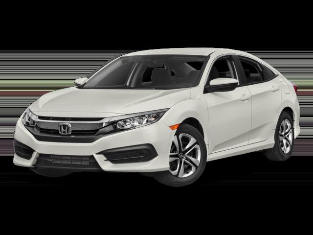 2017 :Honda Civic: 2.0L LX Auto