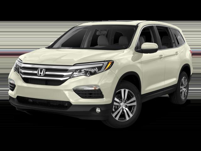 2017 :Honda Pilot: EX-L AWD Auto