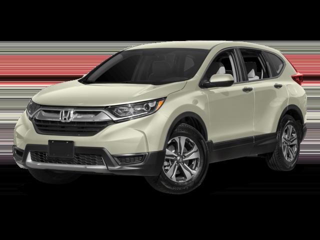 2017 :Honda CR-V: LX FWD Auto