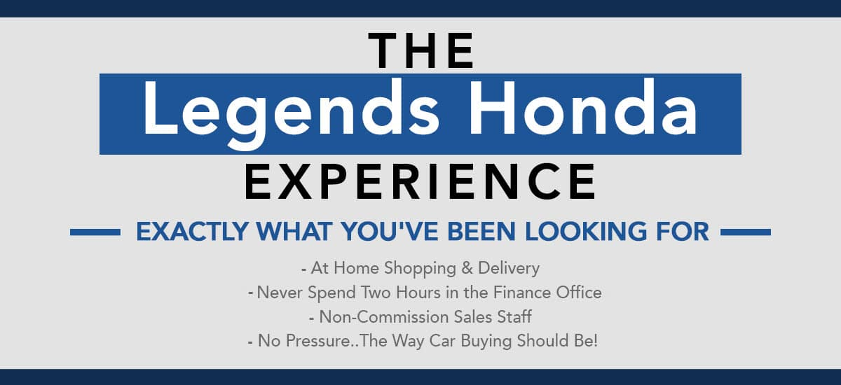 The Legends Honda Experience