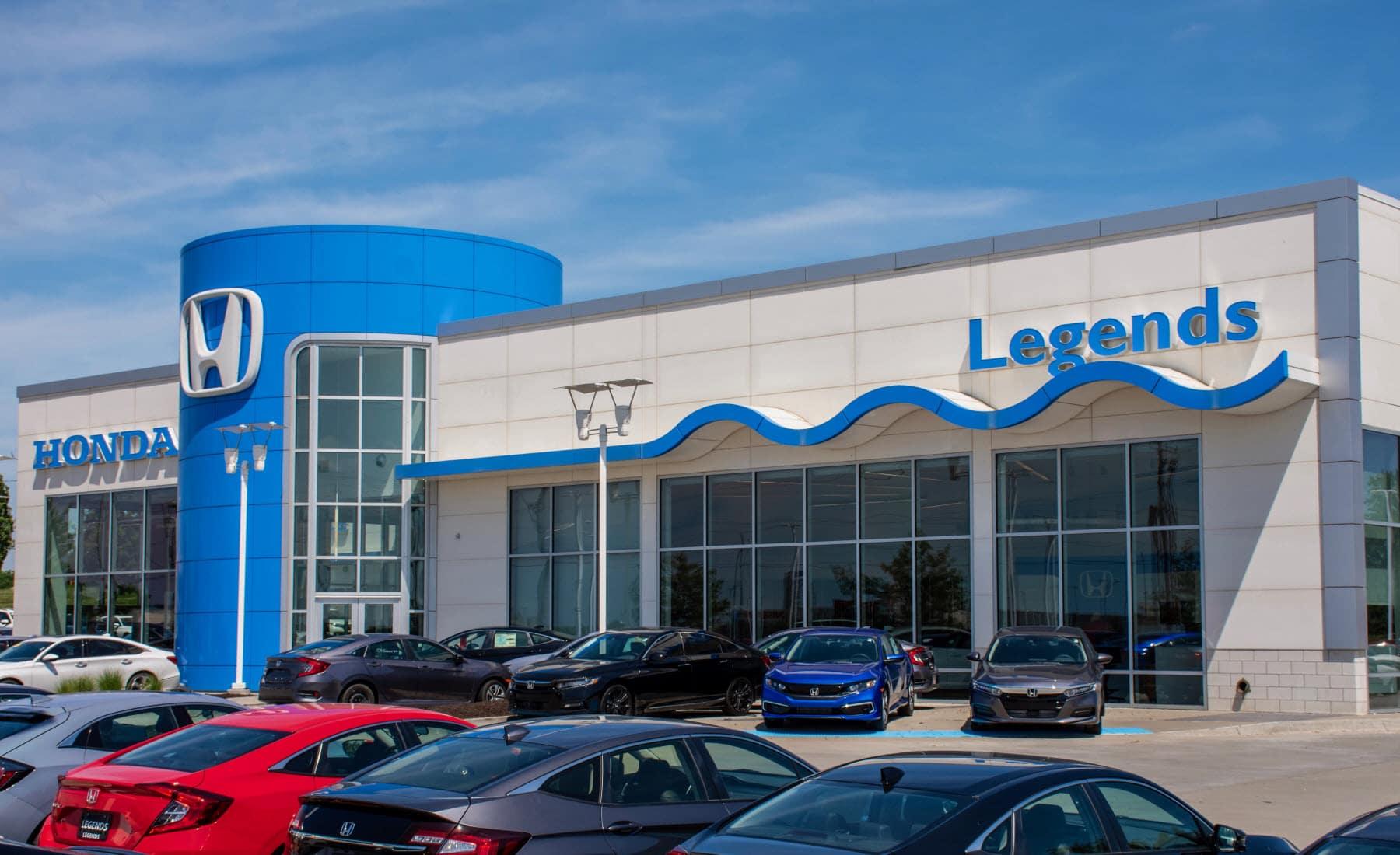 Honda Dealers Omaha >> Legends Honda Honda Dealer In Kansas City Ks