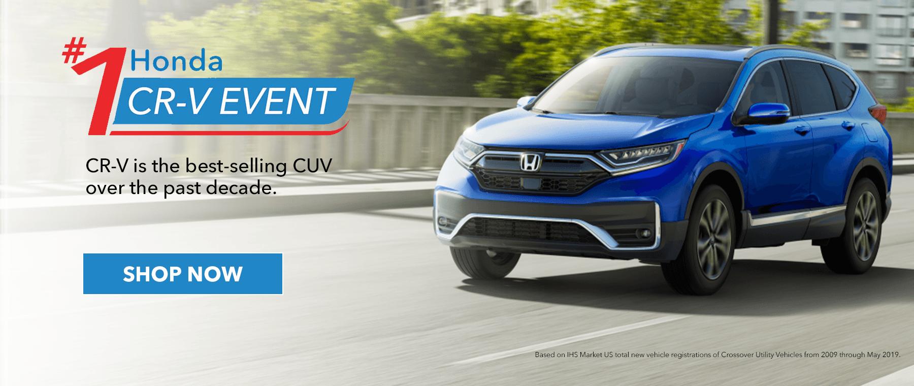 Honda CR-V Event