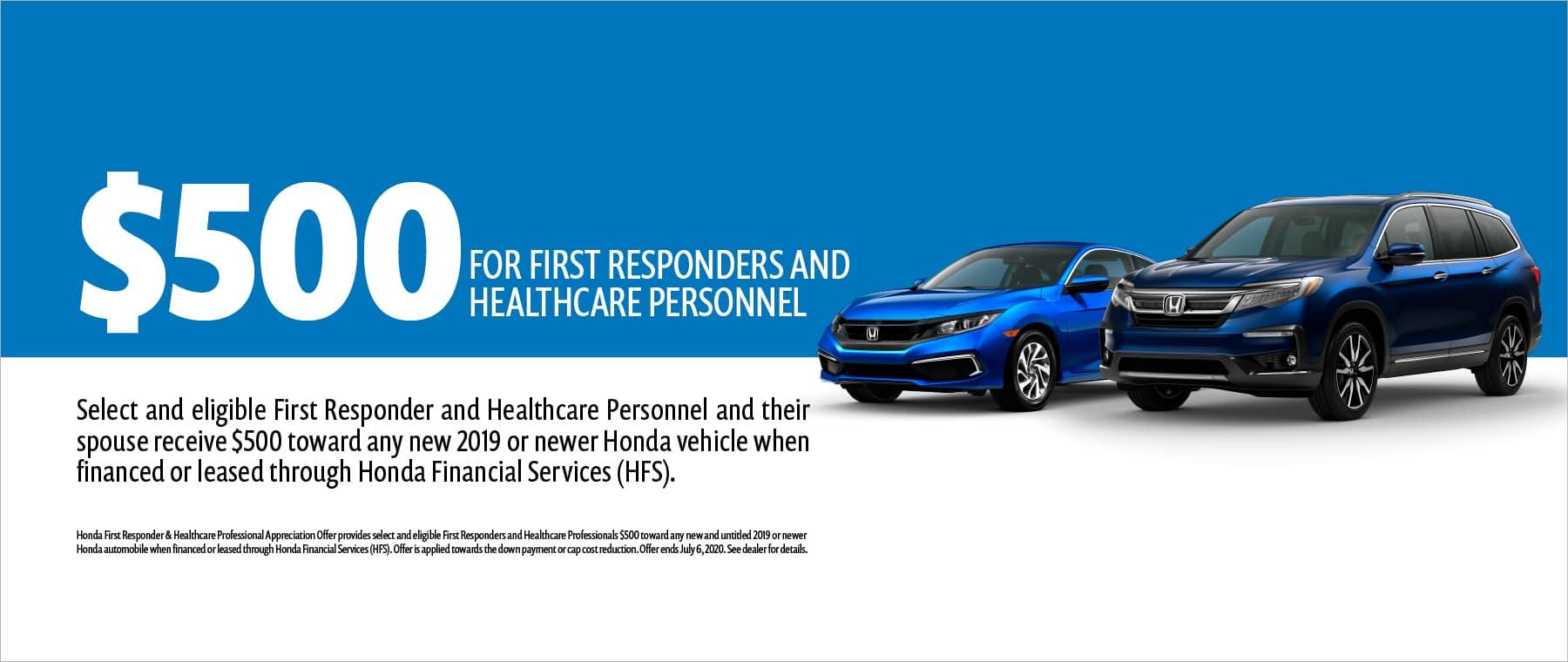 Honda First Responder