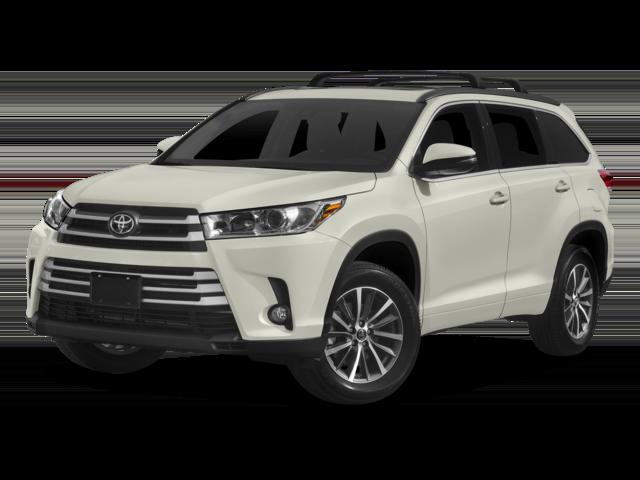 New 2018: Toyota Highlander: All Models