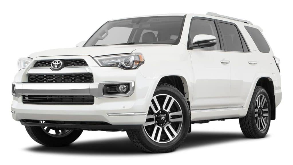 New 2018 :Toyota 4Runner: Limited Sport Utility