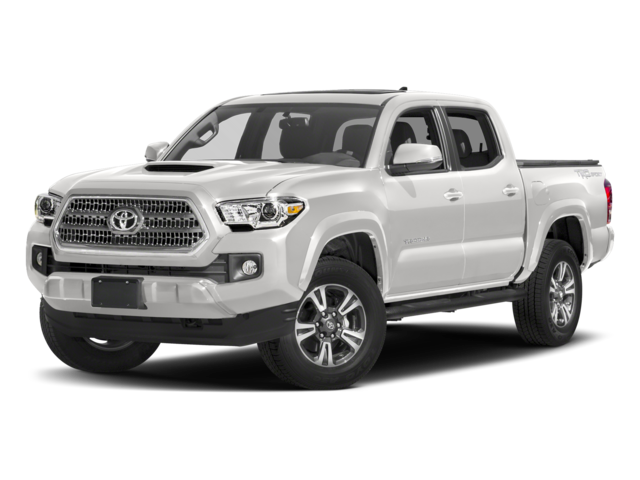New 2017 :Toyota Tacoma: Limited Double Cab