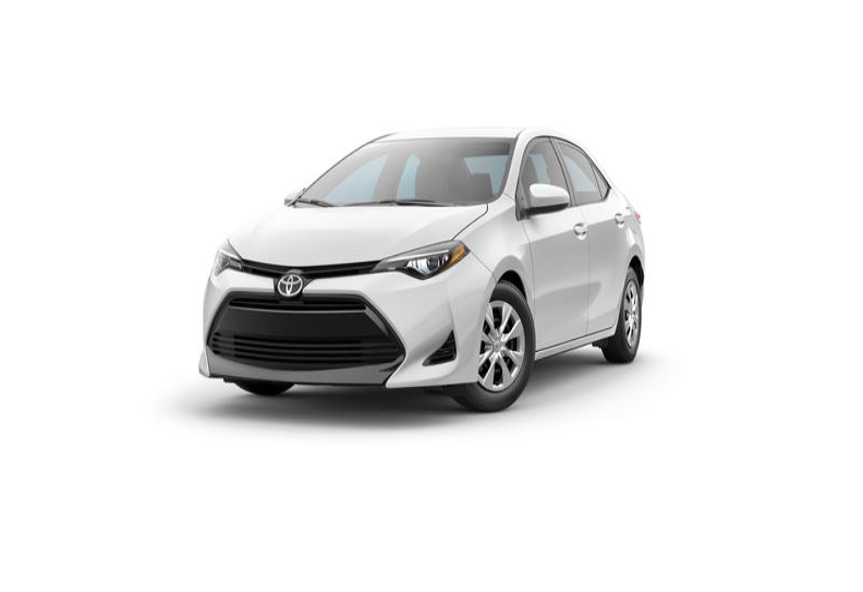 New 2018 :Toyota Corolla: L