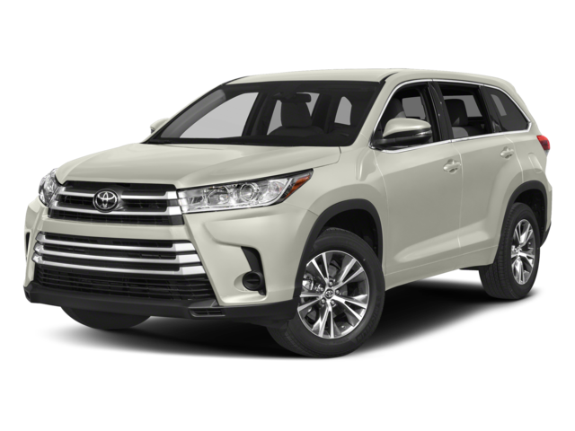 New 2018 :Toyota Highlander: LE Plus V6 AWD