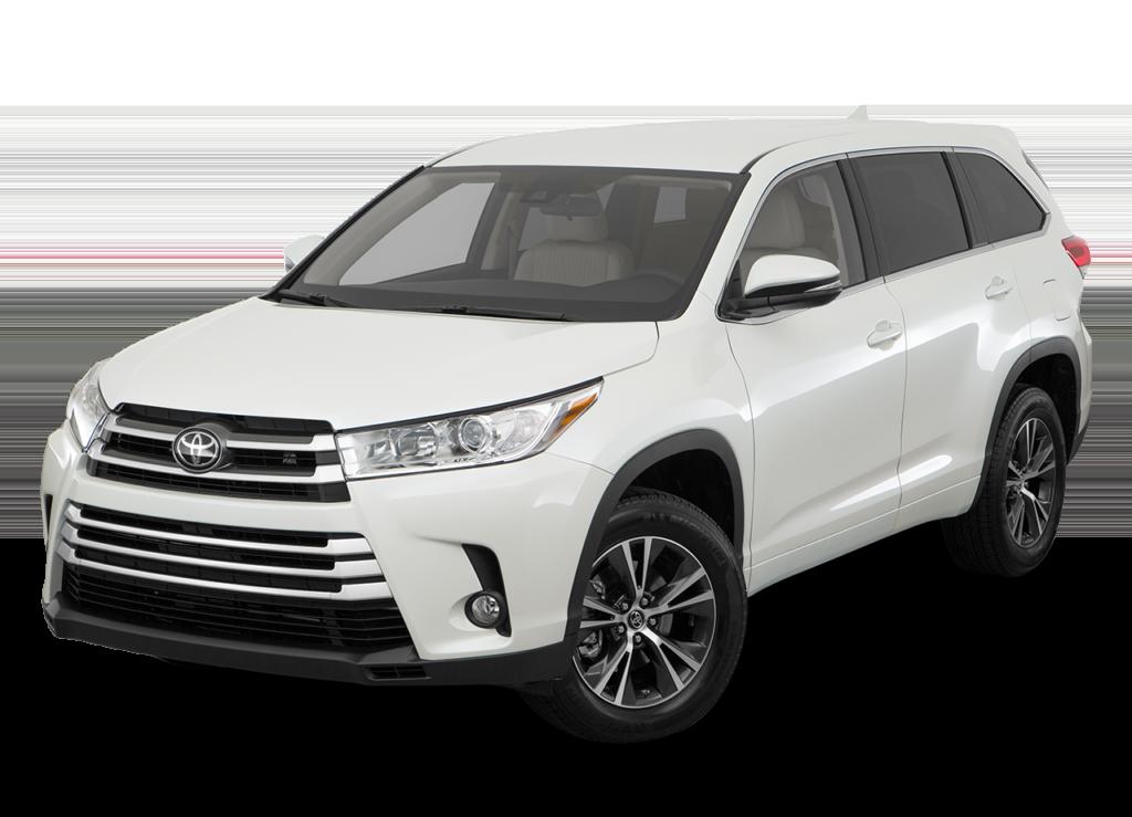New 2018: Toyota Highlander: LE Plus V6 AWD
