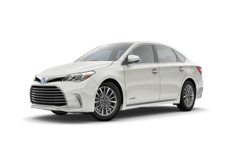 New 2018 :Toyota Avalon: Hybrid Limited
