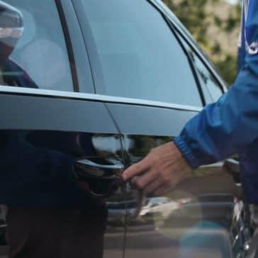 2018 Volkswagen Passat Keyless Access