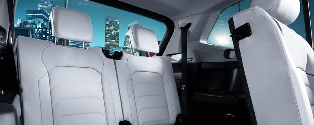2018 Volkswagen Tiguan Leather Seats interior