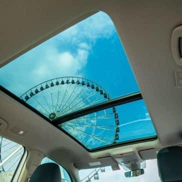 2019 Volkswagen Atlas Panoramic Roof