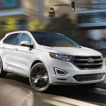 Check Back Often For Our Latest  Ford Edge Inventory