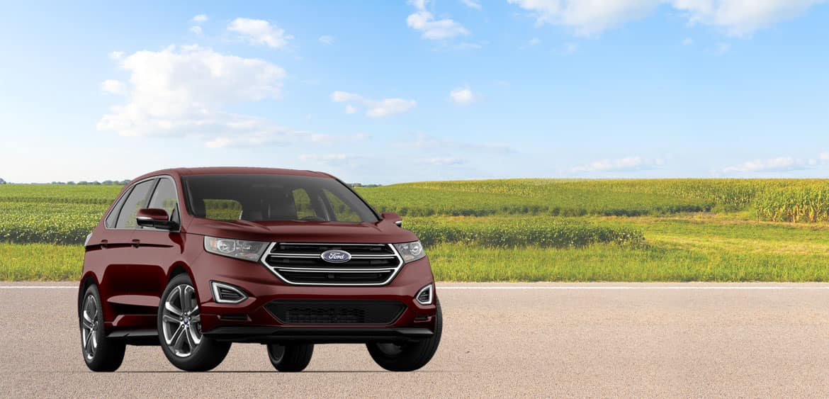 2019 Ford Edge Special Offer