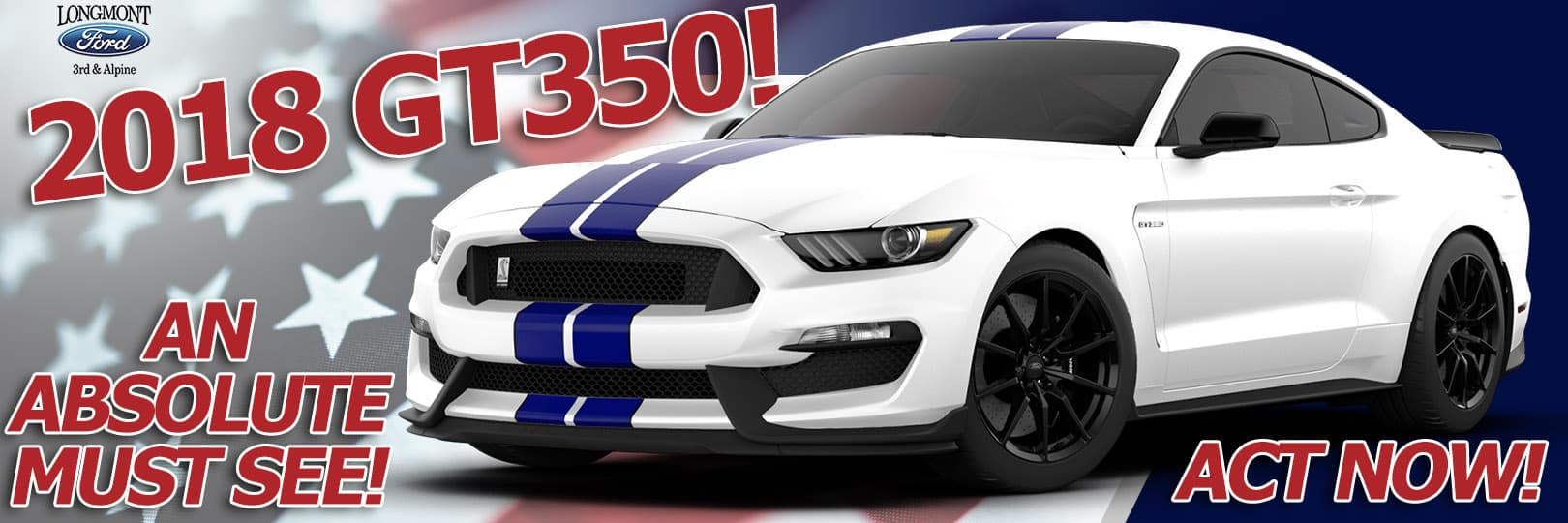 2018 Shelby GT350