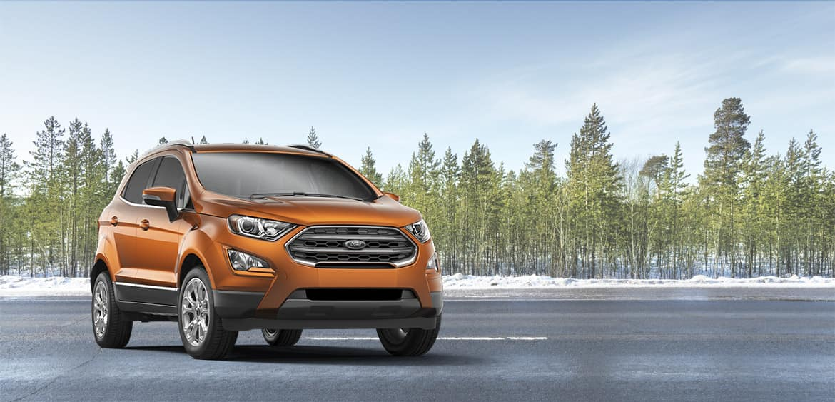 2018 Ford EcoSport Special Offer