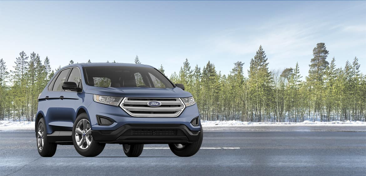 2018 Ford Edge Special Offer