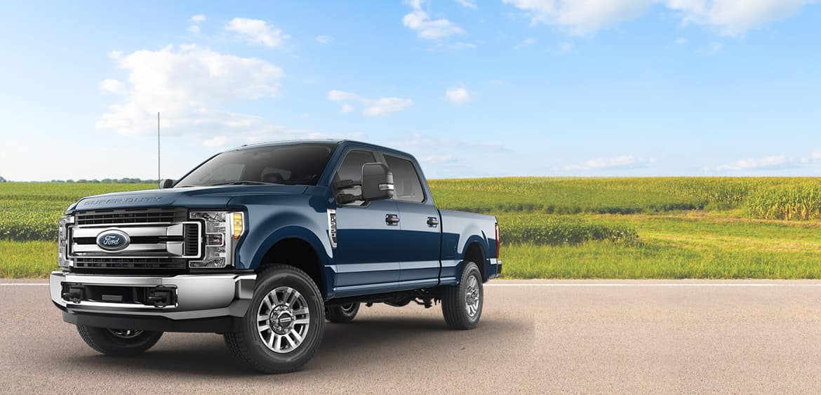 2019 Ford Super Duty Special Offer
