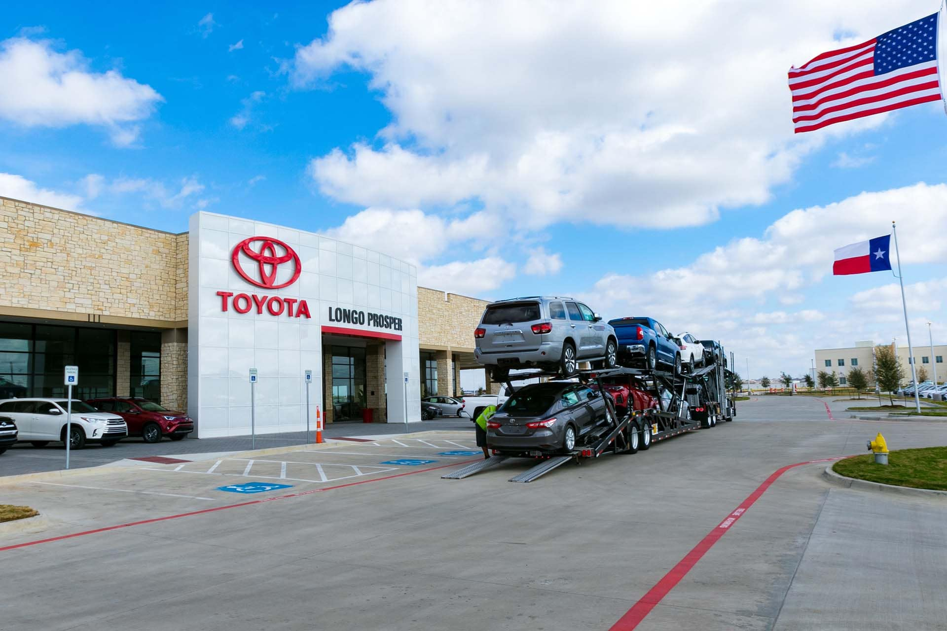 Our Dealership Facility About Us