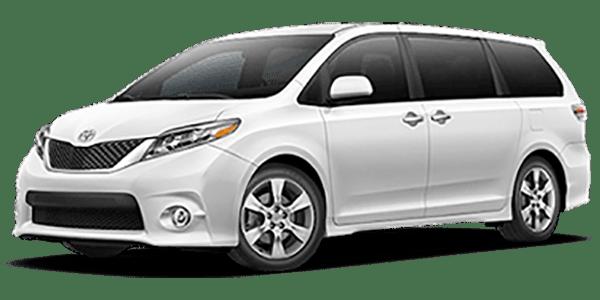 Toyota Sienna 8 PSGR