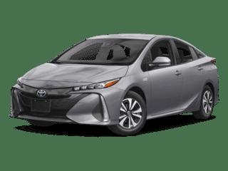 2018 Silver Toyota Prius Prime