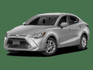 2018 Silver Toyota Yaris iA